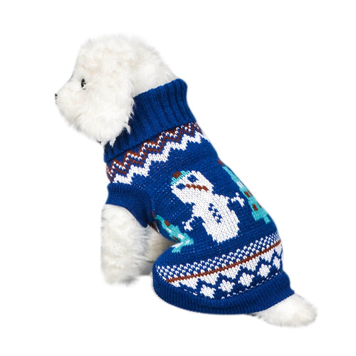 Winter Clothes For Small Dogs Pet Sweater