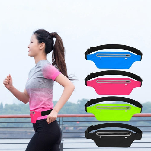 waterproof close-fitting stealth multi-function running bag