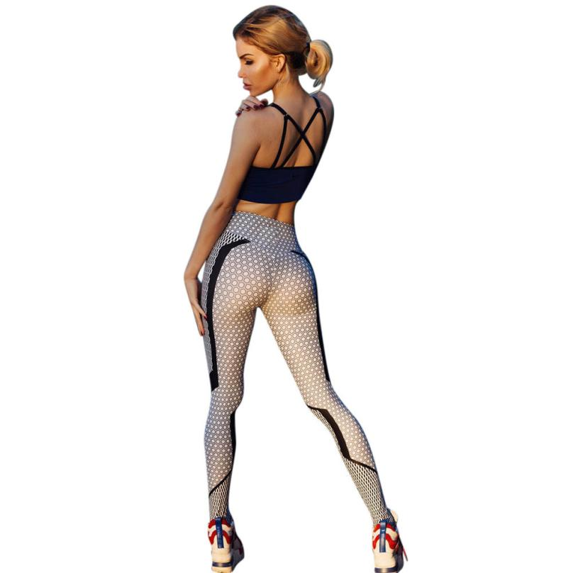 Yoga Pants Women High Waist Fitness Leggings