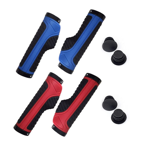 1 Pair High Quality Bike MTB Bicycle Handlebar Cover Grips Rubber