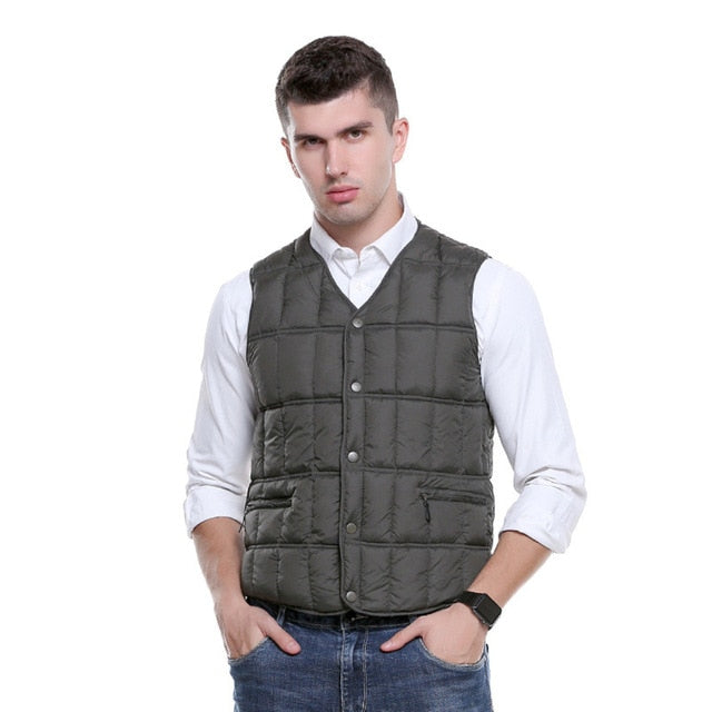 USB Charging Electric Heating Vest Jacket