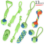 Cotton Dog Rope Toy Knot Puppy