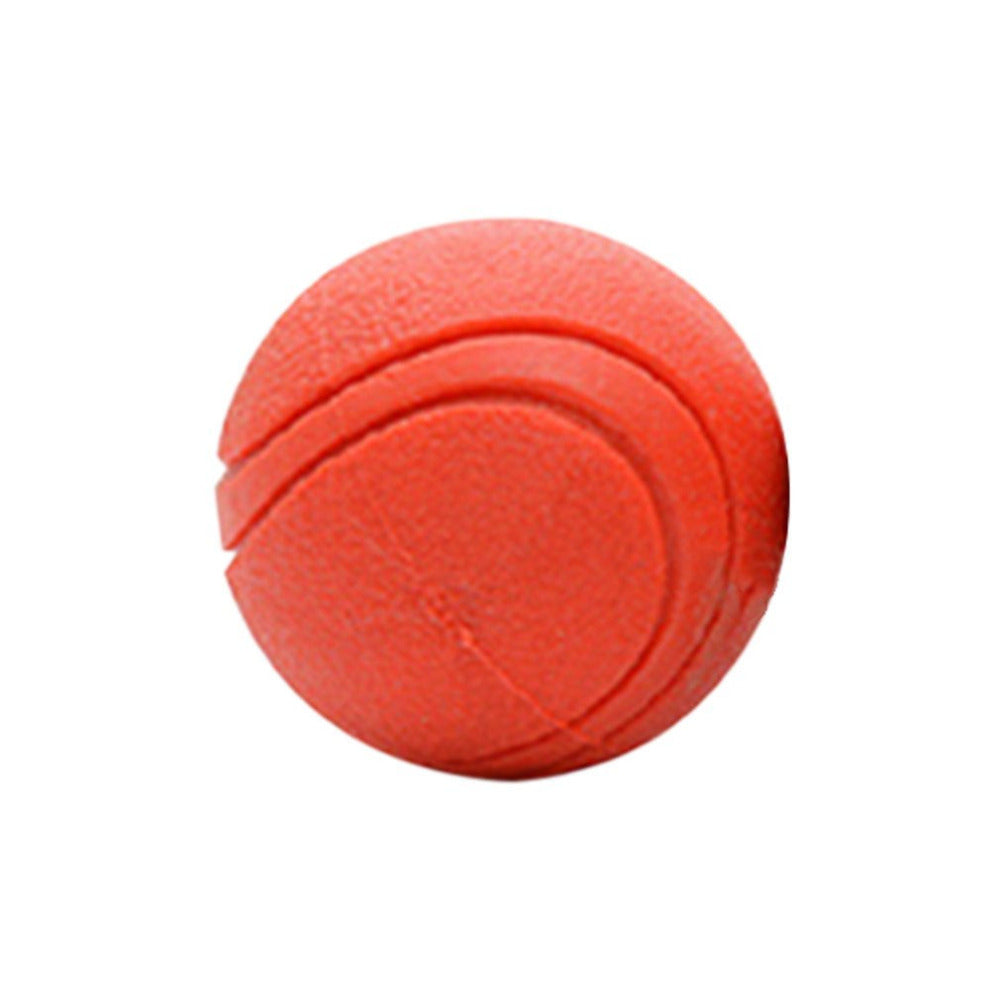 3 Sizes Dog Toy Rubber Bite-Resistant Balls Safe