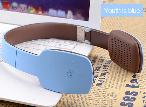 Wireless Headphones Bluetooth Foldable Headset Game