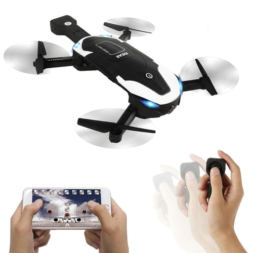 Drone Stylish Remote Control Helicopter FPV With 720P HD WI-FI Camera