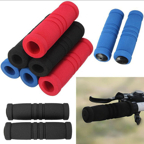 Handle Bar Foam Sponge Grip Cover Bicycle Motorcycle