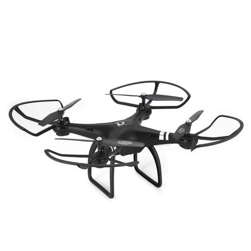 RC Drone Camera with HD 0.3MP 720p Camera Altitude Hold One Key Return/Landing/Take Off Headless 2.4G