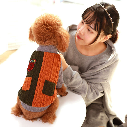 Dog Clothes For Small Pet Puppy Cat Winter