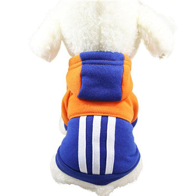 High Quality Dog Pet Clothes Warm  Puppy Apparel