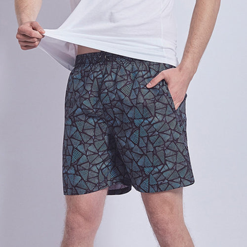 Summer Mens Shorts Quick Dry Fitness Clothing