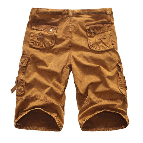 Military  Shorts Summer Casual  Outdoors Pocket