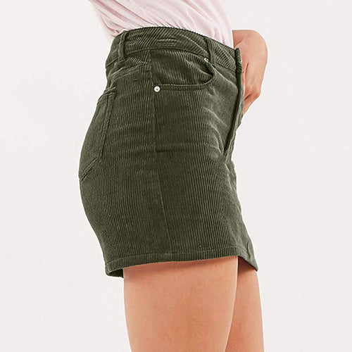 Womens skirt high waisted pencil