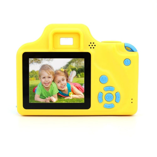 Full HD 1080P Portable Dslr Digital Video Camera 2 Inch LCD Screen Display Children for Home Travel