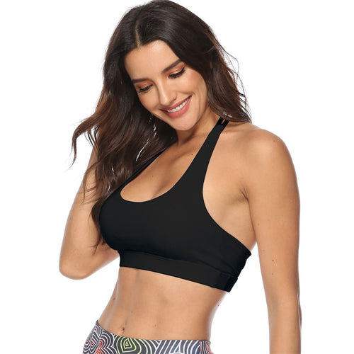 Padded Detach sport bra top for women fitness