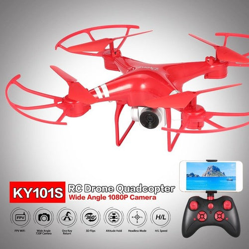 RC Drone WiFi FPV 1080P Camera Selfie