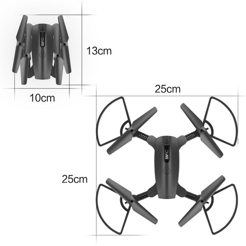 720P HD WIFI Camera RC Quadcopter Altitude Hold Remote Control