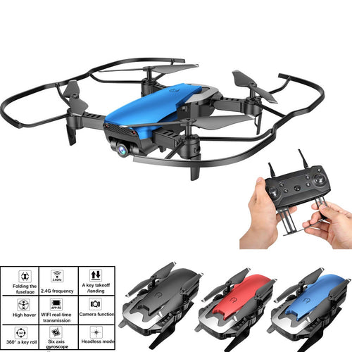 RC Helicopter X12 Drone 0.3MP Camera WiFi FPV 2.4G