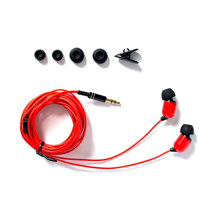 High Quality 3M Long 3.5mm Stereo Headset Earphones  Wired