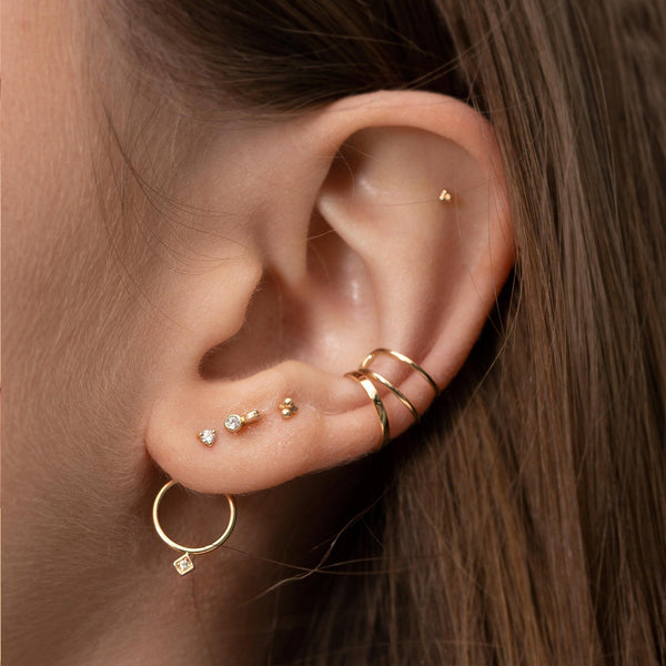 MIA | Single Mini Ear Cuff