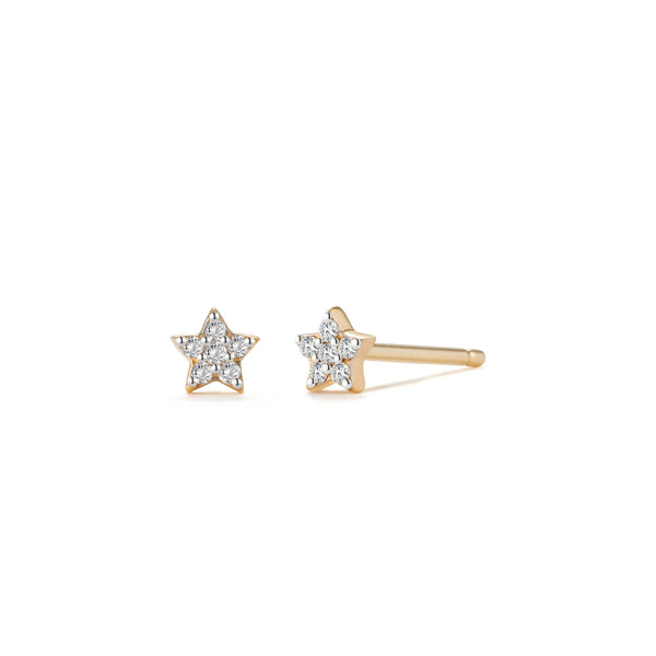 FELICITY | Diamond Star Studs