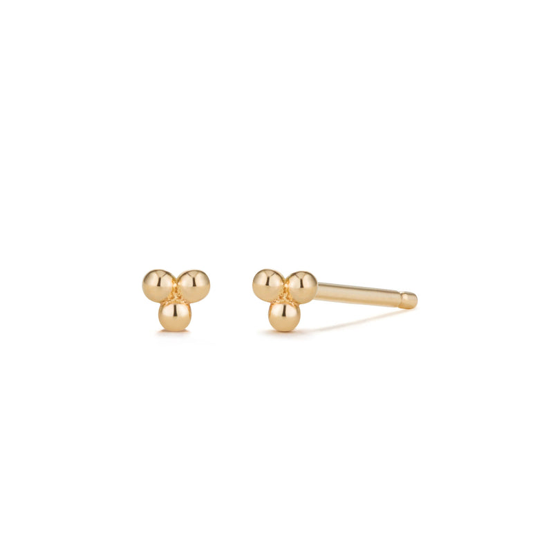 ADDIE | Small Trio Dots Studs
