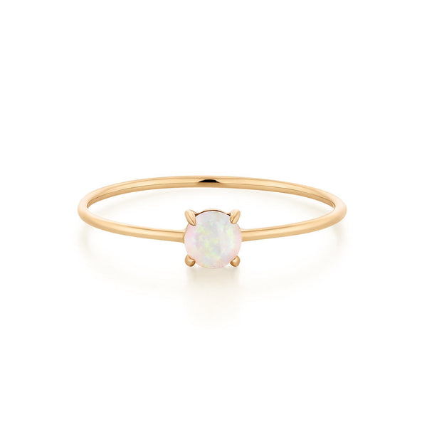 HERA | Opal Solitaire Ring