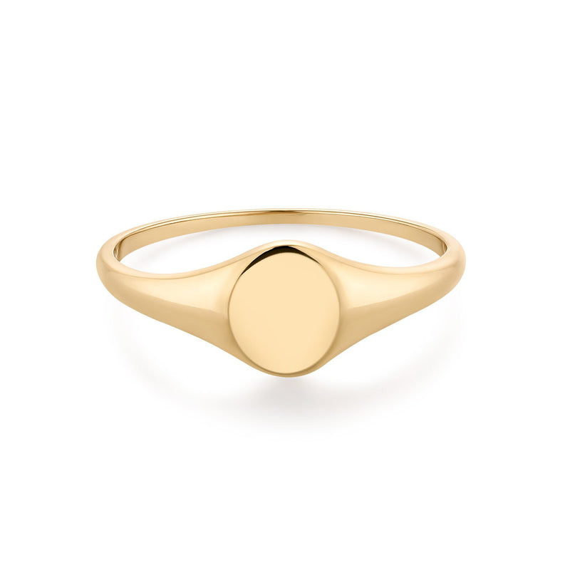 EILEEN | Classic Signet Ring