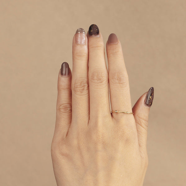 ANI | Double Dot Ring