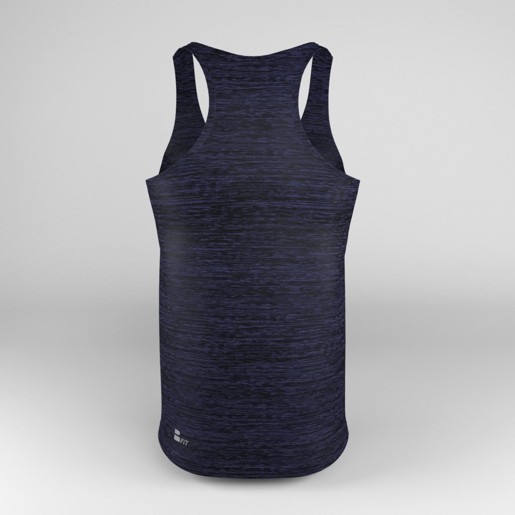 B-Fit Men Tank Top Spacer Jersey - Bandanapk