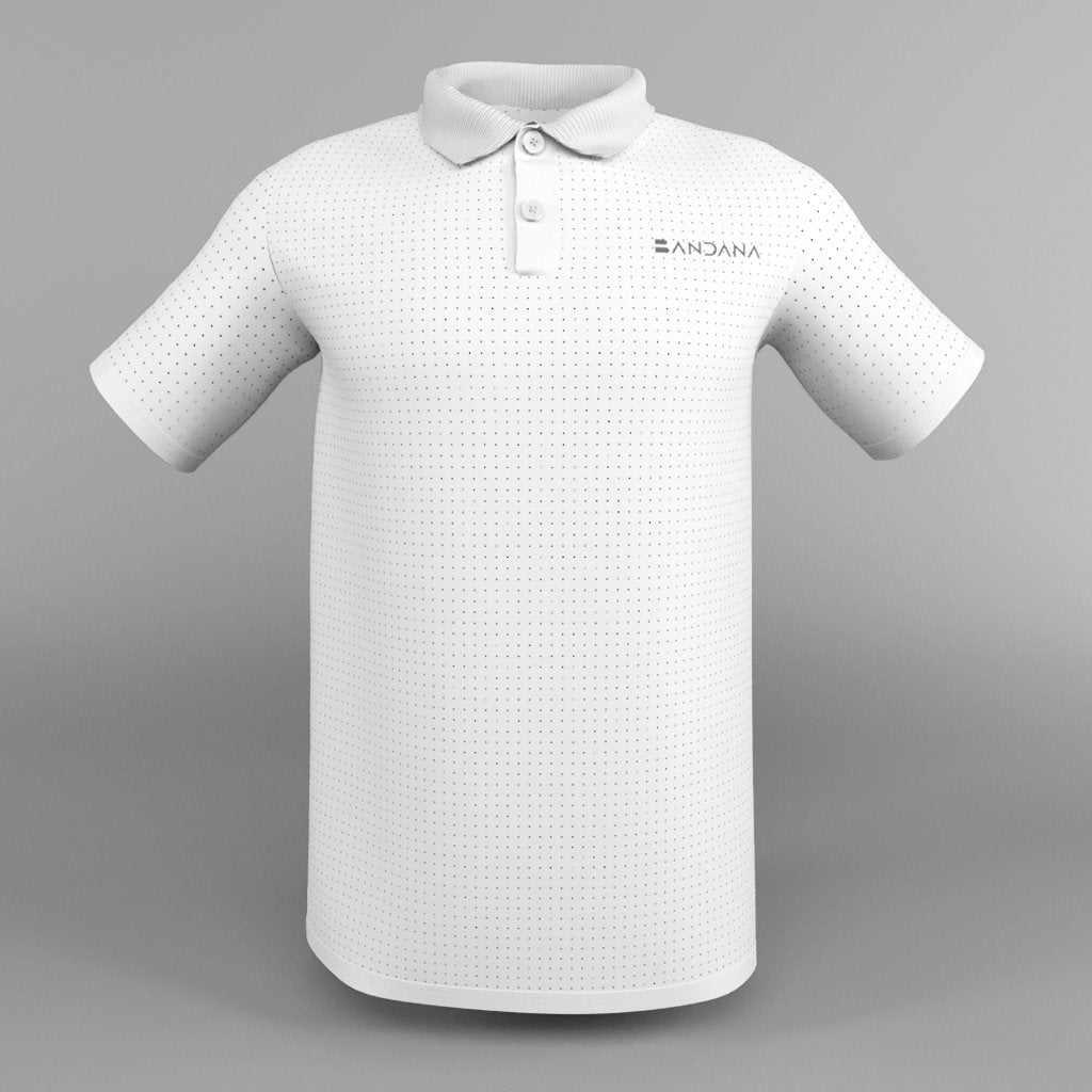 B-Fit Men Polo (Mesh)