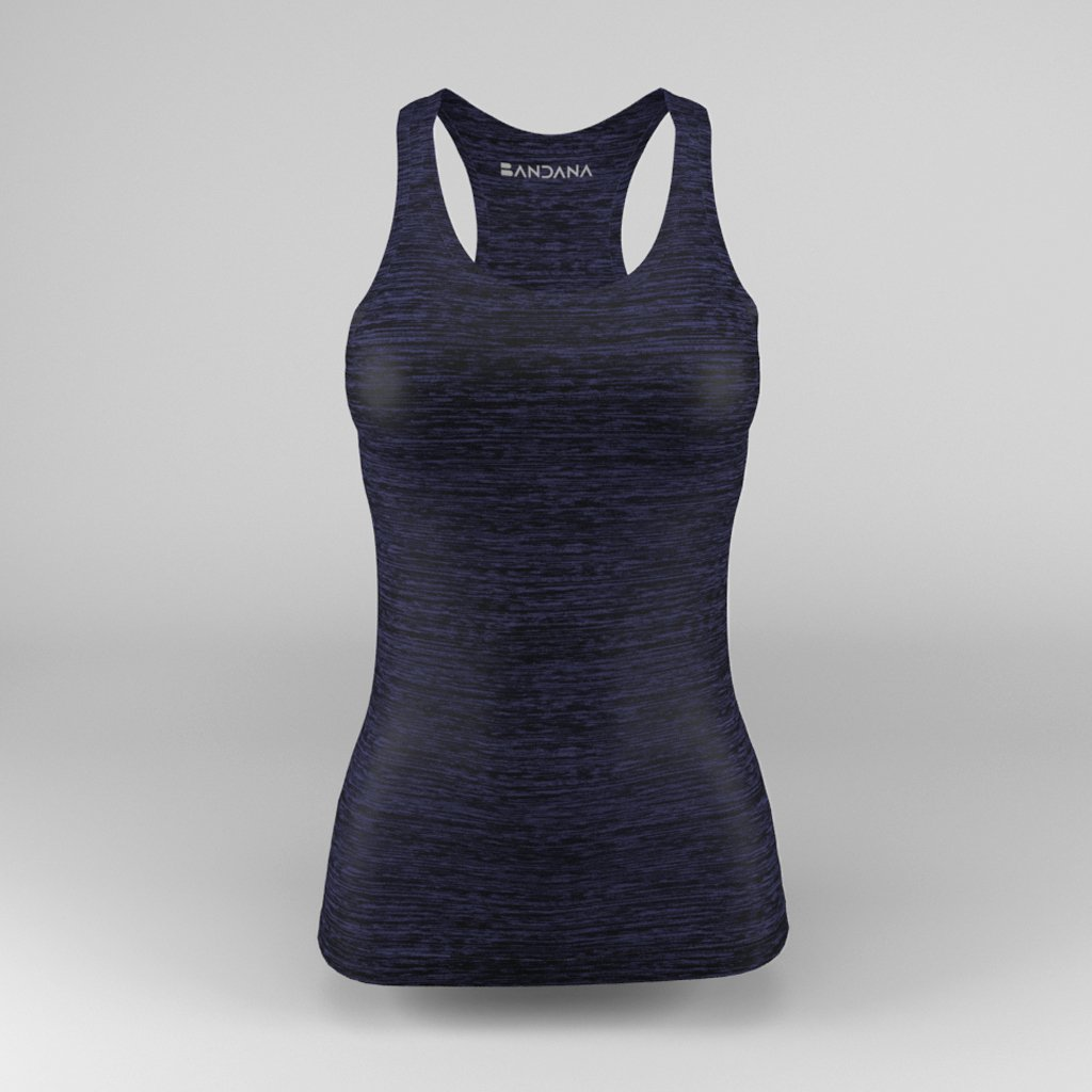 B-Fit Women Tank Top (Spacer Jersey) - Bandanapk