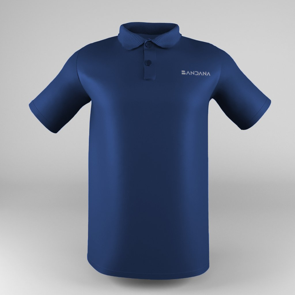 B-Fit Men Polo (Interlock)