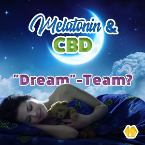 CBD & Melatonin -