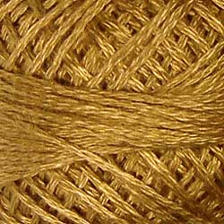 Valdani 3 Strand-Floss Solid: 852 - Antique Gold - Med - Heirloom Collection