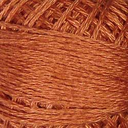 Valdani 3 Strand-Floss: 862 - Faded Rust - Med. - Hattie & Della