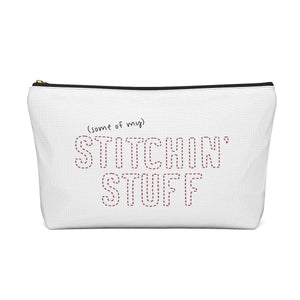 Stitching Stuff - Accessory Pouch w T-bottom