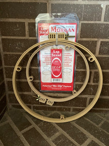 "Morgan Hoop Lap Stand Size 10""/14"" Combo"