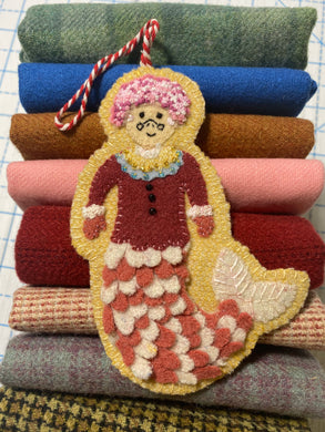 WOOL KIT: Christmas By The Sea - Mrs. MerClaus