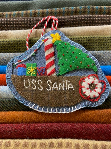 DIGITAL DOWNLOAD: Christmas By The Sea - USS Santa
