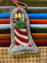 Load image into Gallery viewer, WOOL KIT: Christmas By The Sea - Lighthouse