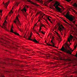 Valdani 3 Strand-Floss: O775 - Turkey Red - Hattie & Della