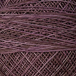 Crochet Cotton-Variegated: P10 - Antique Violet
