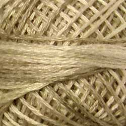 Valdani 3 Strand-Floss: P4 - Aged White Light - Vintage Hues for J.Paton - Hattie & Della