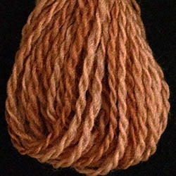 Wool Threads: W1 - Old Cognac - Hattie & Della