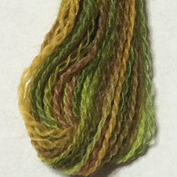 Wool Threads: W42 - Yucca Palm - Hattie & Della
