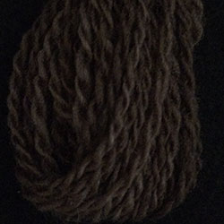 Wool Threads: W7 - Dark Chocolate - Hattie & Della
