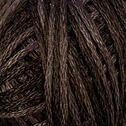 Valdani 6 Strand-Silk Variegated Floss : H212 - Faded Brown