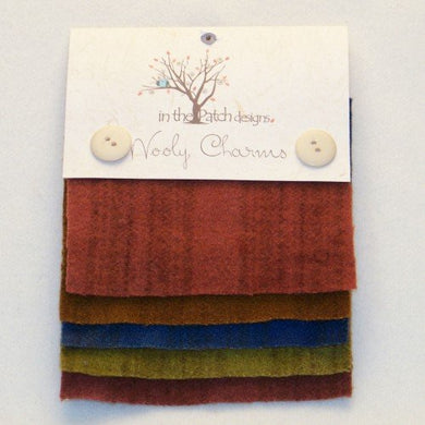 Wooly Charms - Primitive