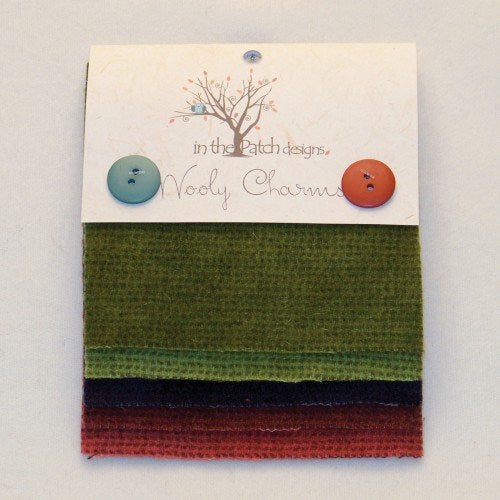 Wooly Charms - Christmas
