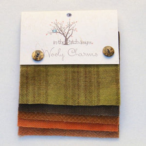 Wooly Charms - Pumpkin (Punkin)